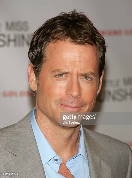 Greg Kinnear during 'Little Miss Sunshine' New York City Premiere Outside Arrivals at AMC Loews LIncoln Square in New York City New York United States