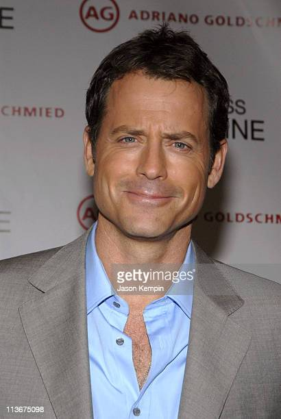 Greg Kinnear during 'Little Miss Sunshine' New York Premiere Inside Arrivals at AMC Loews Lincoln Square in New York City New York United States