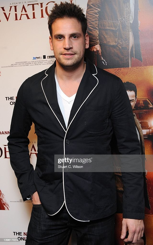 Greg Lake attends the Deviation World Premiere at Odeon Covent Garden on February 23, 2012 in London, England.
