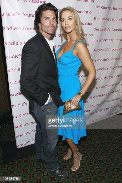 Greg Lauren and Elizabeth Berkley during The Candie's Foundation Hosts Its 4th Annual 'Event to Prevent' Benefit at Cipriani 42nd Street in New York...