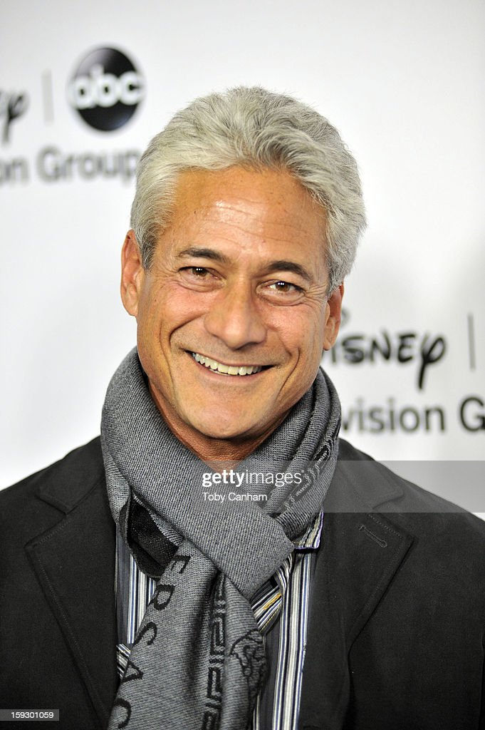 <a gi-track='captionPersonalityLinkClicked' href=/galleries/search?phrase=Greg+Louganis&family=editorial&specificpeople=217786 ng-click='$event.stopPropagation()'>Greg Louganis</a> arrives for the Disney ABC '2013 WInter TCA Tour' event at The Langham Huntington Hotel and Spa on January 10, 2013 in Pasadena, California.