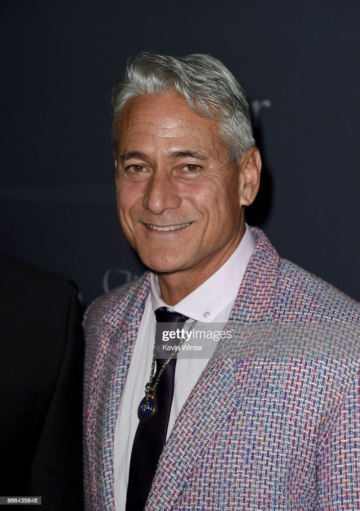 Greg Louganis attends 2017 Princess Grace Awards Gala at The Beverly Hilton Hotel on October 25, 2017 in Beverly Hills, California.