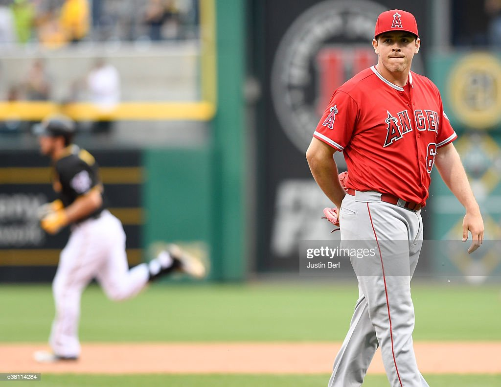 Los Angeles Angels of Anaheim v Pittsburgh Pirates