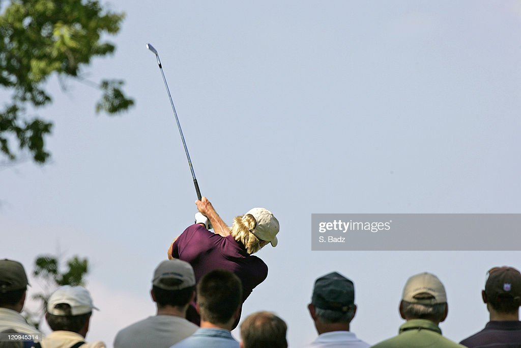 Champions Tour - 2005 U.S. Senior Open Championship - Third Round