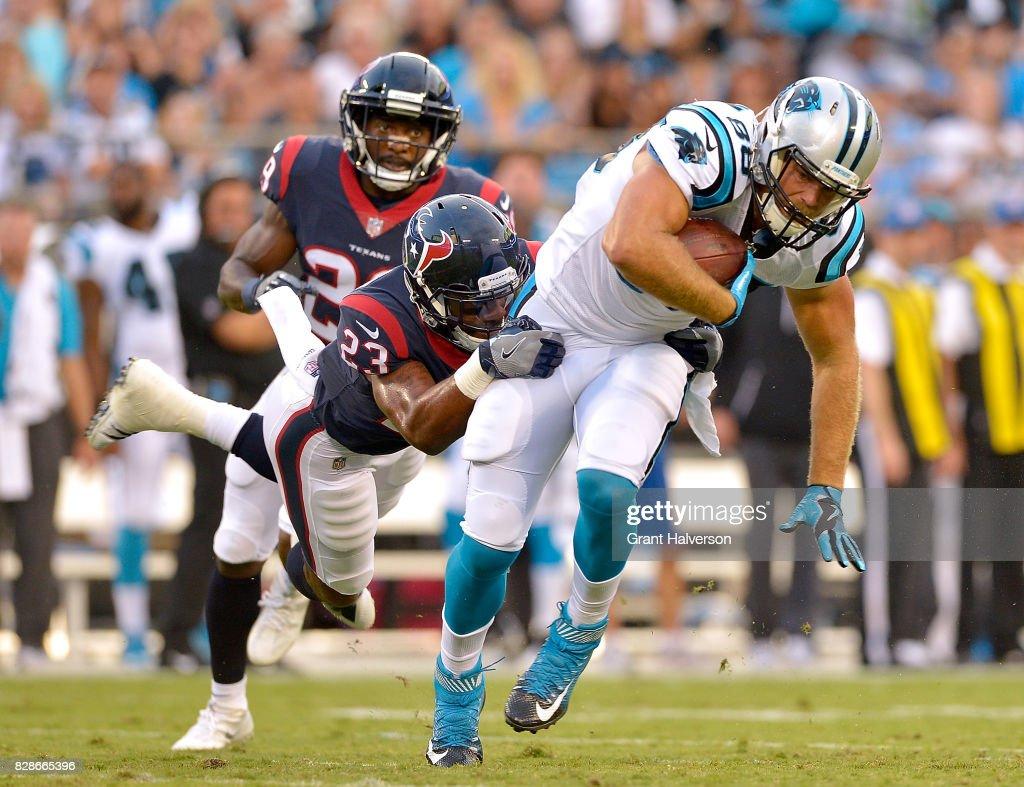 Houston Texans v Carolina Panthers