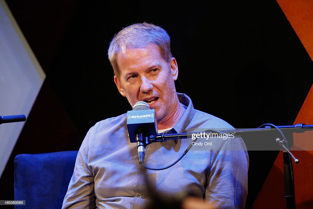 Greg 'Opie' Hughes speaks at SiriusXM's O&A20: Unmasked With Opie & Anthony Special Celebrates 20 Years Of Opie & Anthony at Carolines On Broadway on April 17, 2014 in New York City.