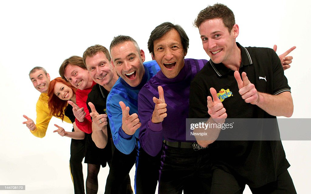 """The Wiggles"" Name New Group Members"