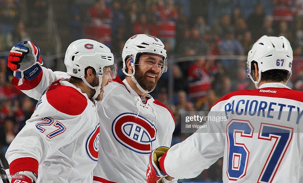 Montreal Canadiens v Buffalo Sabres