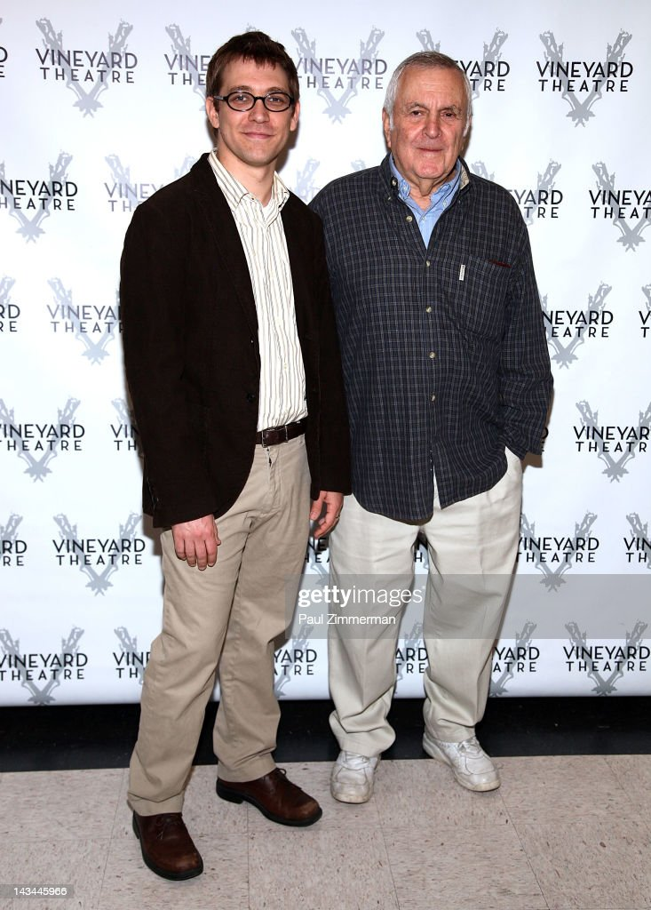 """""""The Landing"""" Off-Broadway Cast Photo Call"""