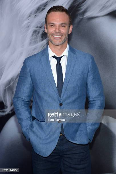 Greg Rementer attends the premiere of Focus Features' 'Atomic Blonde' at The Theatre at Ace Hotel on July 24 2017 in Los Angeles California