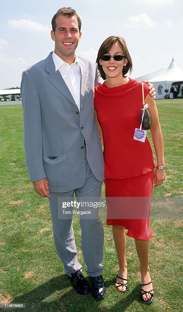 Greg Rusedski at Cartier Polo - July 25th 1999