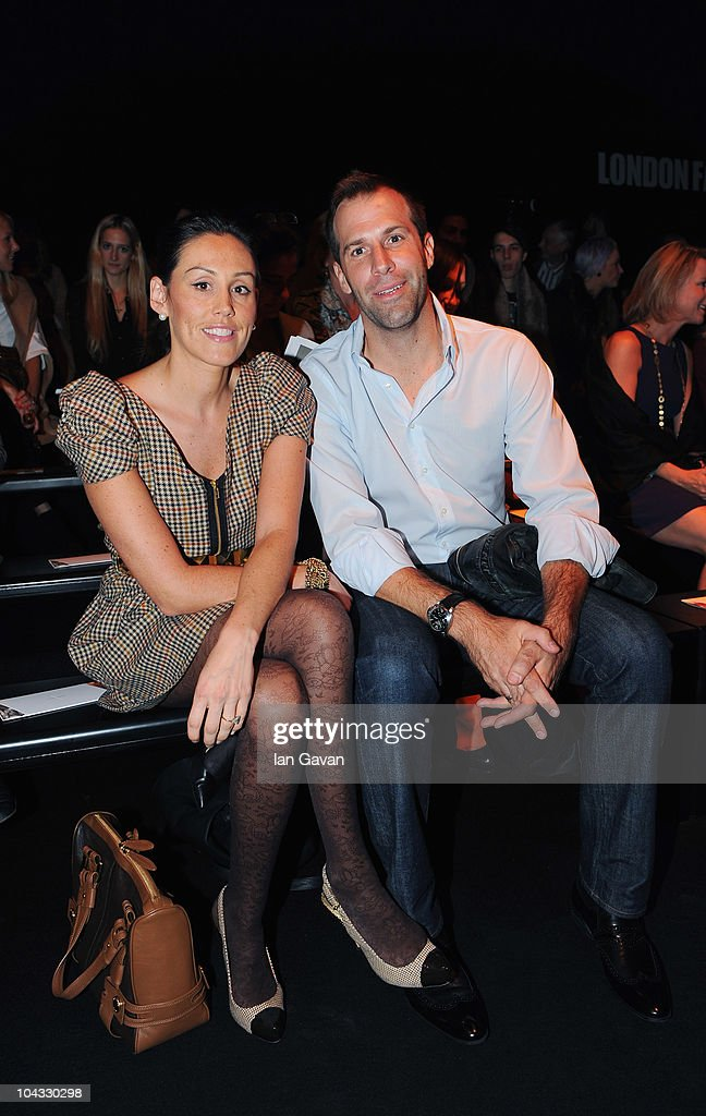 Celebrities On The Front Row: Day Five - LFW Spring/Summer 2011