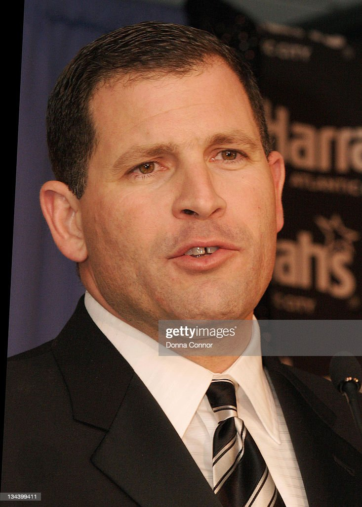 Greg Schiano Rutgers University football head coach and recipient of the George Munger Award for college coach of the year