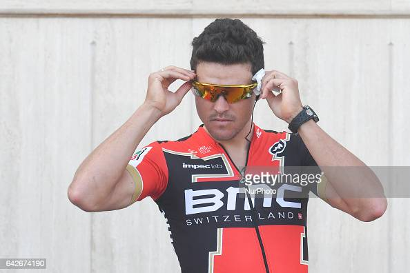 Greg VAN AVERMAET from BMC Racing Team ahead of the fifth stage a 1525km from Sama'il to Jabal Al Akhdhar at the 2017 cycling Tour of Oman On...