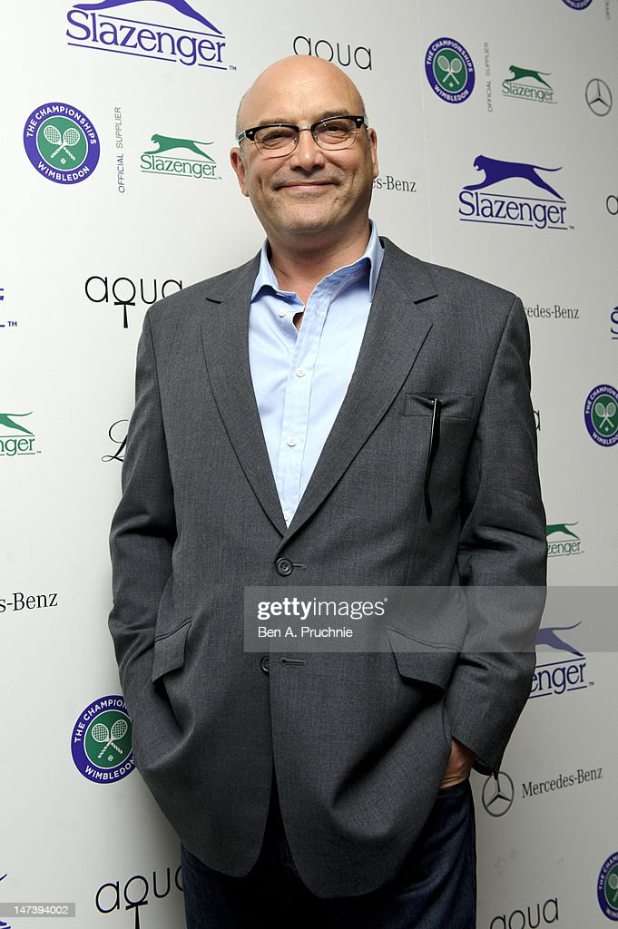 Greg Wallace attends The Slazenger Party 2012 at Aqua on June 28, 2012 in London, England.