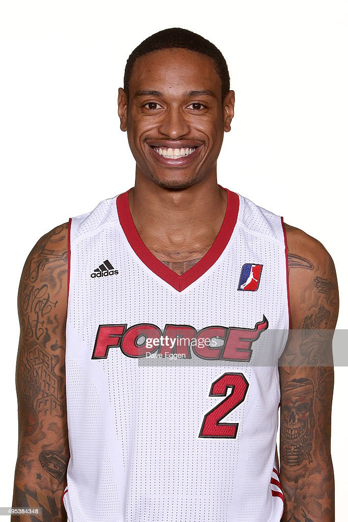<a gi-track='captionPersonalityLinkClicked' href=/galleries/search?phrase=Greg+Whittington&family=editorial&specificpeople=7636075 ng-click='$event.stopPropagation()'>Greg Whittington</a> #2 of the Sioux Falls Skyforce poses for a head shot on November 2, 2015 at the Sanford Pentagon in Sioux Falls, South Dakota.