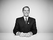Greg Williamson CIO American Red Cross is photographed for Institutional Investor Magazine on May 15 2015 in New York City PUBLISHED IMAGE ON EMBARGO...