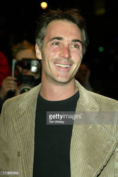 Greg Wise during 'A Cock and Bull Story' London Premiere Arrivals at Cineworld Cinemas in London Great Britain