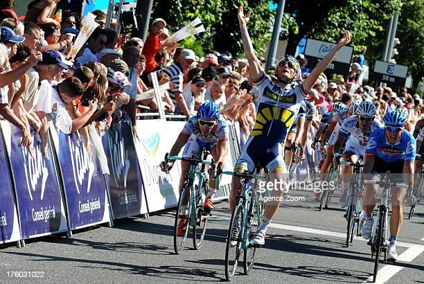 Vacansoleil Dcm Pro Cycling Team Foto e immagini stock ...