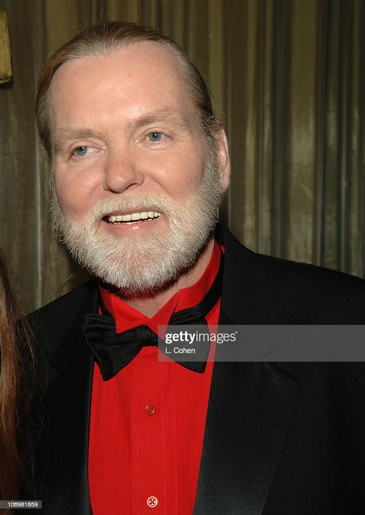 Gregg Allman during BMI 2006 Pop Music Awards at Regent Beverly Wilshire Hotel in Beverly Hills, California, United States.