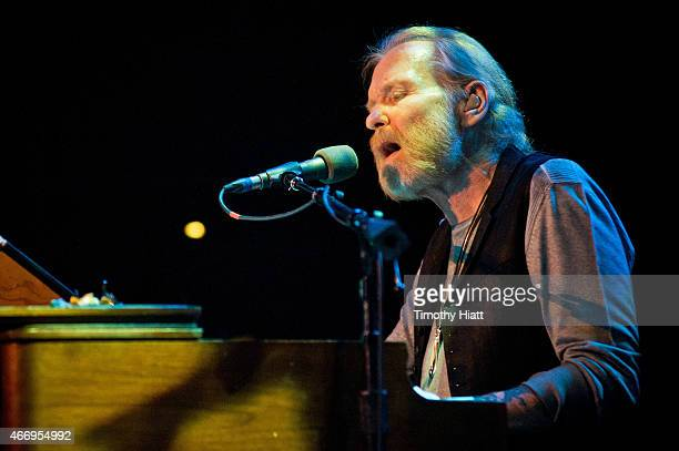 Gregg Allman performs at the House Of Blues Chicago on March 19 2015 in Chicago Illinois
