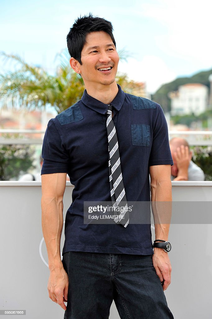 Gregg Araki at the photo call for Kaboom during the 63rd Cannes International Film Festival
