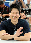 Gregg Araki at the Photocall for 'Kaboom' during the 63rd Cannes International Film Festival
