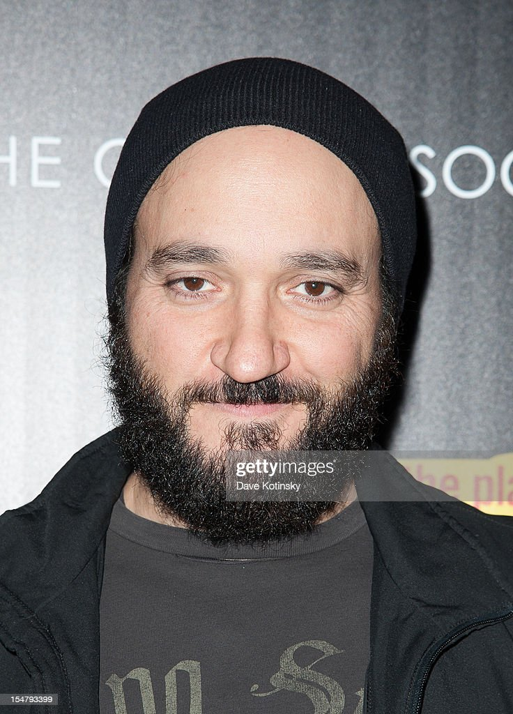 Gregg Bello attends The Weinstein Company With The Cinema Society And Tumi Host A Screening Of 'This Must Be the Place' at Tribeca Grand Hotel on October 25, 2012 in New York City.