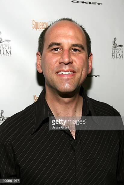 Gregg Schwenk CEO Newport Beach Film Festival during 2006 Newport Beach Film Festival 'Separate Volume' After Party at Orange County Museum of Art in...
