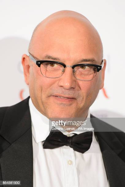Gregg Wallace arriving at the Caudwell Children Butterfly Ball at the Grosvenor House hotel in central London