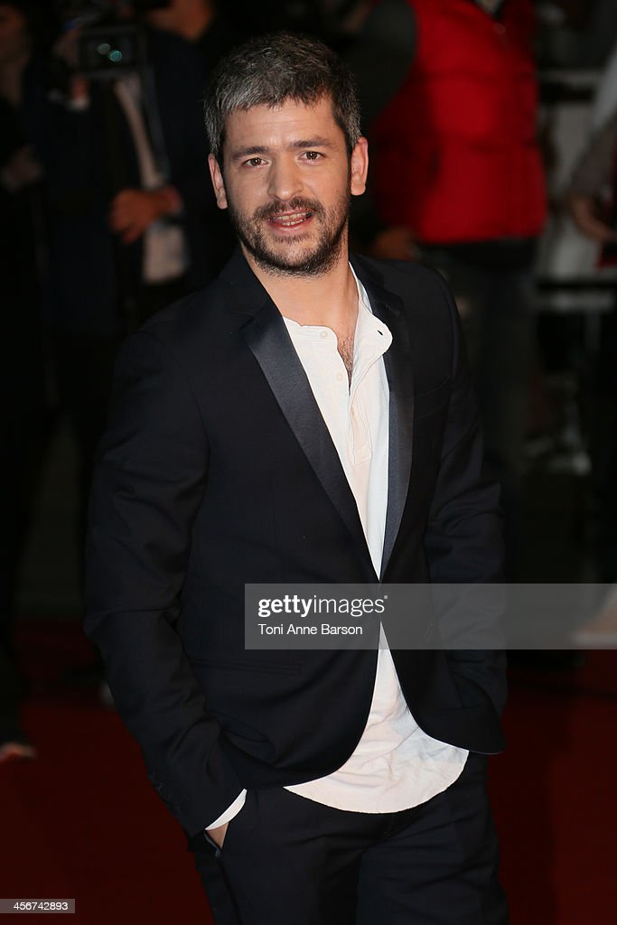 Gregoire Boissenot arrives at the 15th NRJ Music Awards at the Palais des Festivals on December 14, 2013 in Cannes, France.
