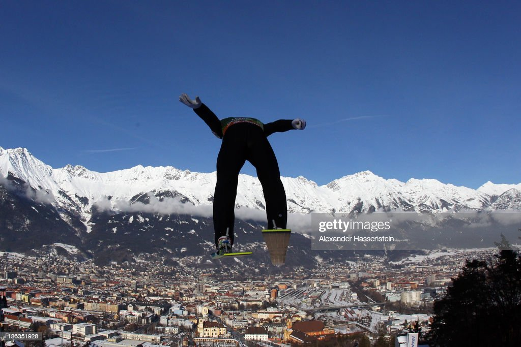 Four Hills Tournament - Innsbruck Day 1