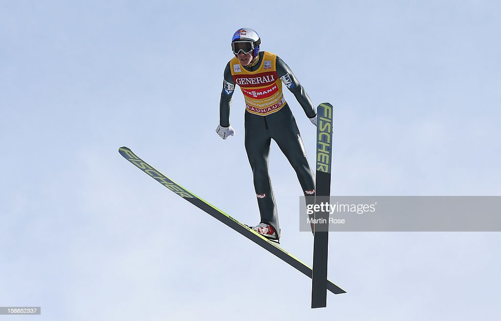Four Hills Tournament - Garmisch Partenkirchen Day 2