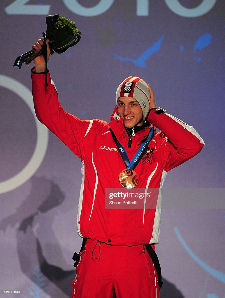 Whistler Medal Ceremony - Day 9