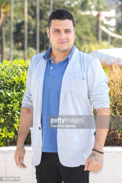Gregori J Martin attends photocall for 'The Bay' as part of MIPCOM 2017 at the Palais des Festivals on October 17 2017 in Cannes France