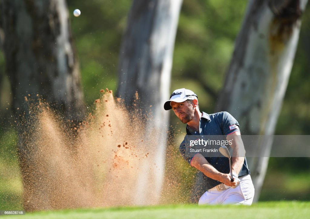 Trophee Hassan II - Day Two