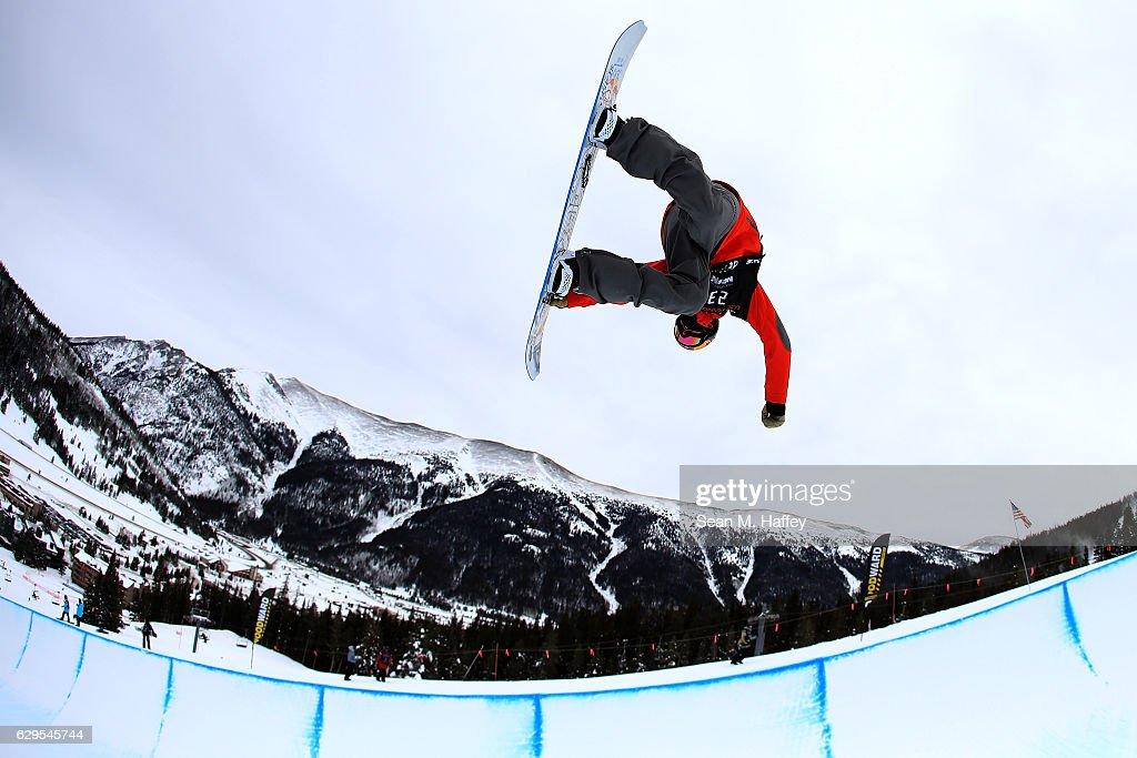 2017 U.S. Snowboarding Grand Prix at Copper - Previews