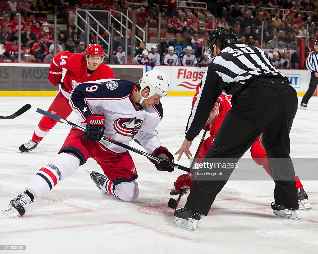 Columbus Blue Jackets V Detroit Red Wings | Getty Images