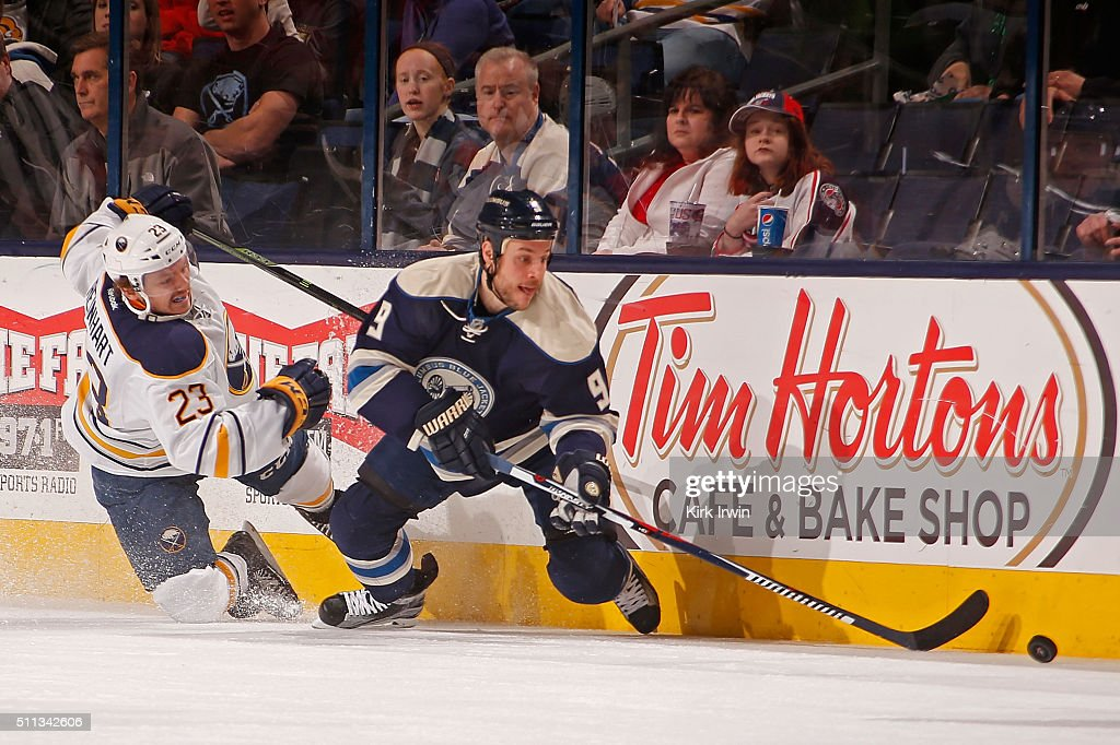 Buffalo Sabres V Columbus Blue Jackets | Getty Images