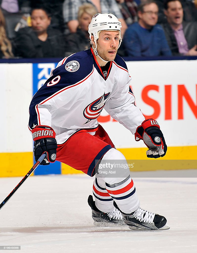 Columbus Blue Jackets V Toronto Maple Leafs | Getty Images