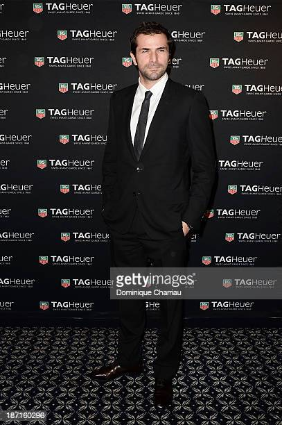 Gregory Fitoussi attends the Opening of the TAG Heuer New Boutique Followed By An Evening Celebrating 50 years of Carerra In Pavillon Vendome on...