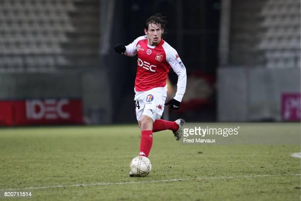 Gregory KRYCHOWIAK Reims / Amiens 25e journee National Stade Auguste Delaune