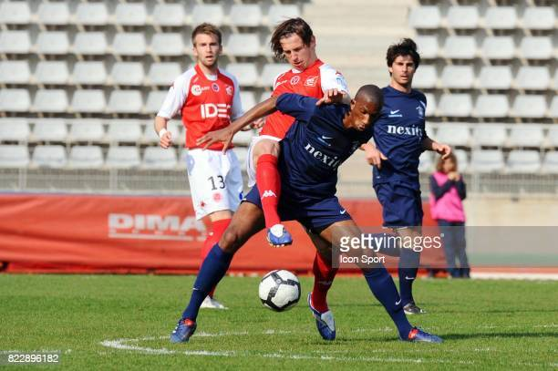 Gregory KRYCHOWIAK / Nicolas MIRZA Paris FC / Reims 32e journee National
