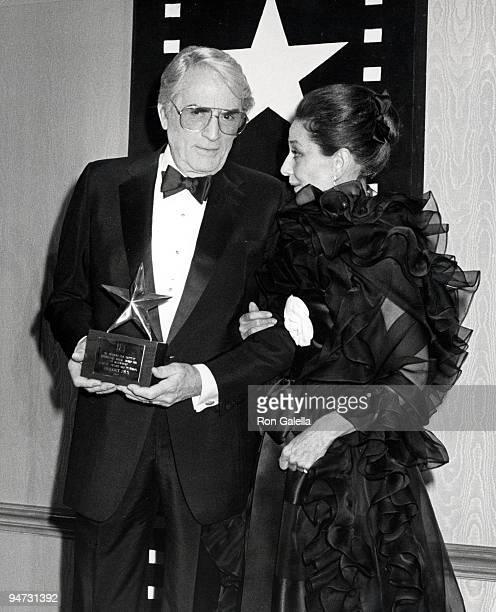 Gregory Peck And Audrey Hepburn
