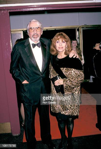 Gregory Peck and Veronique Peck during The 5th Annual Legacy Awards at Hollywood Paladium in Hollywood California United States