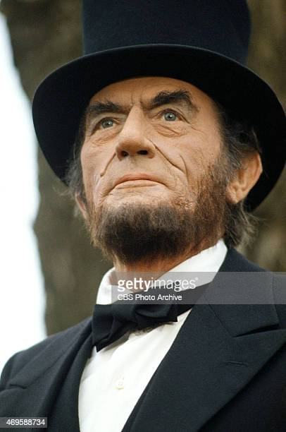 Gregory Peck appears in The Blue and the Gray The epic miniseries about the American Civil War originally broadcast in three parts beginning Sunday...