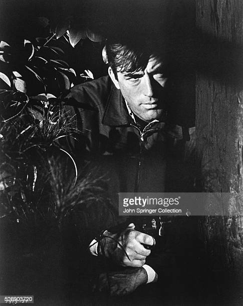 Gregory Peck as Sam Bowden in the 1962 film Cape Fear