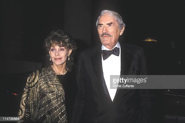 Gregory Peck attending the 1989 AFI Awards in Los Angeles