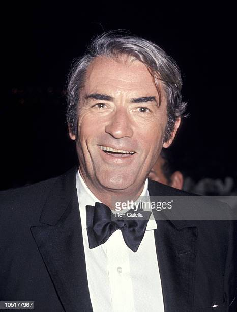Gregory Peck during AFI Salute to John Ford United States