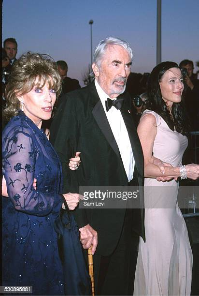 Gregory Peck Family during 53rd Cannes Film Festical amfAR's Cinema Against AIDS 2000 at Cannes Film Festival in Cannes France